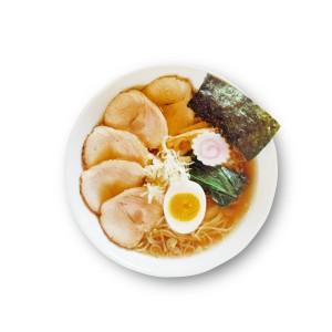 炙りチャーシュー麺(塩・醤油)